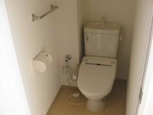 暖房洗浄機能付トイレ