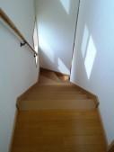 階段 手摺付