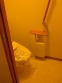 暖房洗浄機能付